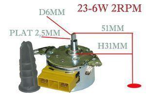 Seb & Tefal Motor für Heißluftfritteuse SS-992500