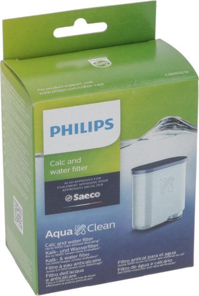Philips & Saeco Wasserfilter Aquaclean für Kaffeemaschine CA6903/10