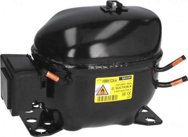 Bauknecht, Indesit & Whirlpool Kompressor Secop HMK12AA für Kühlschrank C00270730